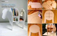 DIY Sheep Bookshelves DIY Projects | UsefulDIY.com