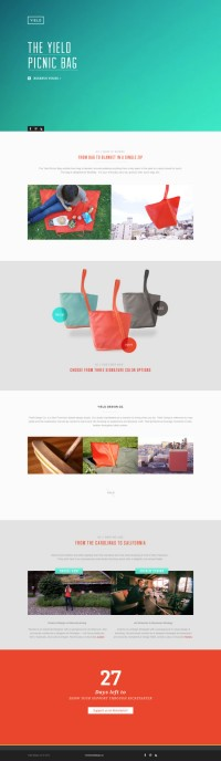 DesignersMX: The Yield Picnic Bag by castavridis