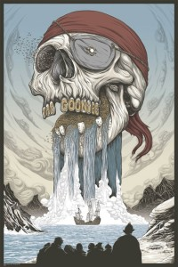 DesignersMX: The Goonies by jheglund