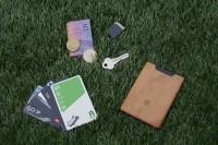 The Union: Wood x Elastomer Wallet