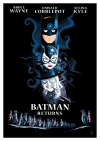 Cult Movie Posters Get A Cartoon Makeover - DesignTAXI.com