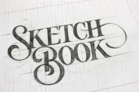 Typeveything.com - Sketch Book by Ged Palmer - Typeverything