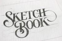 Typeveything.com - Sketch Book by Ged Palmer - Typeverything