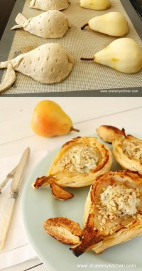Mini Pear Pies Food Pix | Recipe by Picture