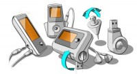 MP3 Player Sketches by Hyun Kim at Coroflot