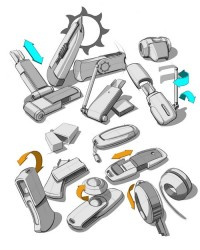 USB Device Sketches by Hyun Kim at Coroflot