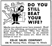 vintage_ads: Newspaper Ad