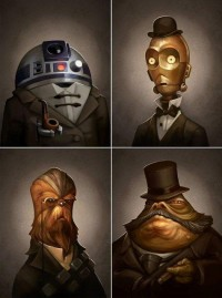 Fancy - Industrial Age Star Wars