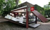 Fancy - ILLY Coffee Bar + Industrial Design