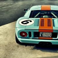 Ford GT 40 | SerialThriller™