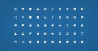Free PSD: 200 Micro (16px) Icons | Premium Pixels