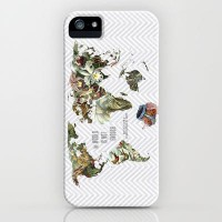 THE WORLD IS NOT ENOUGH iPhone & iPod Case by Belle13 | Society6