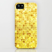 Disco Gold - Glitter iPhone & iPod Case by Belle13 | Society6