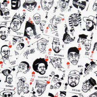Fancy - Hip Hop Playing Cards by Mynority Classics x Sayori Wada