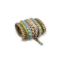 Chic and Silk - Bracelet | Lamprini