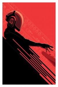 DesignersMX: Daft Punk by futureMe