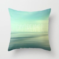 Daydreamer Throw Pillow by Sylvia Cook Photography | Society6