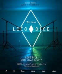 WE LOVE LOCO DICE AT ELECTRIC – PARIS | ARTIST ALIFE