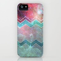 Chevron Galaxy iPhone & iPod Case by Belle13 | Society6
