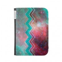 CHEVRON Galaxy Kindle Keyboard Covers from Zazzle.com