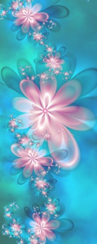 Pastel Blooms by ~magnusti78