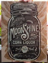 Typeverything.com - Moonshine Corn Liquor by... - Typeverything