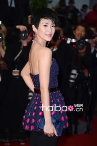 Les stars chinoises sur le tapis rouge du Festival de Cannes