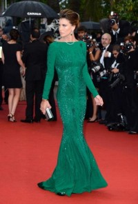 Primo red carpet di Cannes 2013, look delle star - Cannes 2013 Claudia Galante - 10/32
