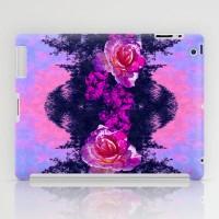 Ashbury Rose iPad Case by Nina May | Society6