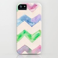 California Style Chevron iPhone & iPod Case by Catherine Holcombe | Society6