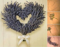 DIY Lavender Wreath DIY Projects | UsefulDIY.com