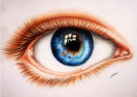 an_eye__colored_pencil_drawing_by_polaara-d5qnz5b.jpg (1024×724)