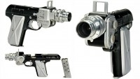 Pistol Cams, the Mammoth Camera, and Other Odd Vintage Cameras