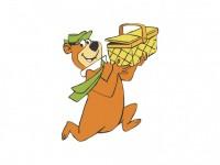 Yogi Bear Vector Logo - VECTOR ELEMENTS - Cartoon : LogoWik.com