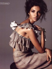 Model Theresa Moore | POPSUGAR Social