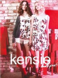 Model Barbara Fialho For Kensie | POPSUGAR Social
