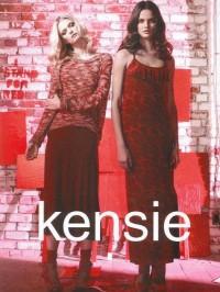 Supermodel Barbara Fialho For Kensie | POPSUGAR Social