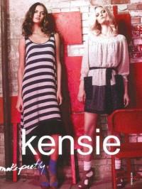 Brazilian Model Barbara Fialho For Kensie | POPSUGAR Social