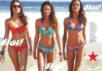 Swimwear Model Barbara Fialho for Macys | POPSUGAR Social
