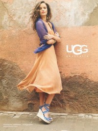 Barbara Fialho For Ugg | POPSUGAR Social