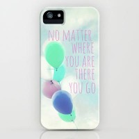 no matter where you are iPhone & iPod Case by Sylvia Cook Photography | Society6
