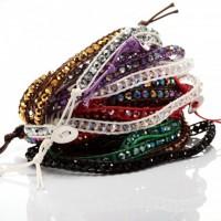 Chan LUU Style Beaded Wrap Bracelets | okajewelrybracelets