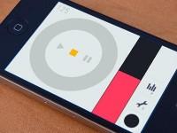 Music App UI by Aaron Moodie