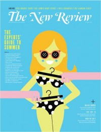 The New Review - Coverjunkie.com