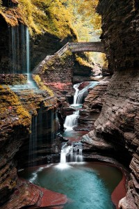 Watkins Glen State Park, New York | Incredible Pictures