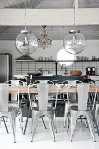 From Scandinavia with love - design & style (A home in Falun, Sweden. Photo by Magdalena...)