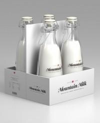 Student Spotlight: MountainMilk - The Dieline -