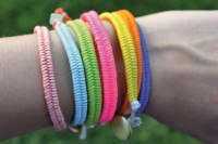 DIY Fishtail Bracelets « M&J Blog