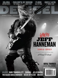 Decibel - Coverjunkie.com