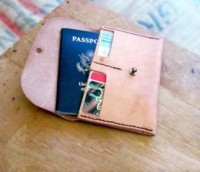 Passport Travel Wallet Uncovet